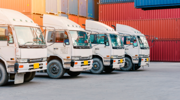 Exportações e empresas impactadas pela paralisação dos caminhoneiros.